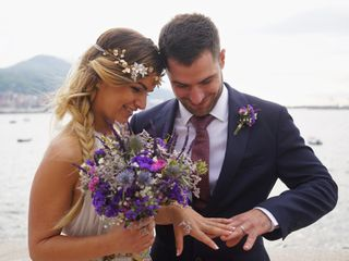 La boda de Susana  y Iñigo
