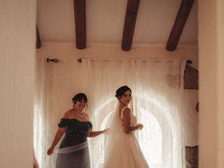 La boda de Abigail y Josué 2