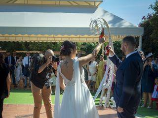 La boda de Paloma y Fran