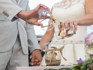La boda de Yaiza  y Rayco 2