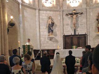 La boda de Patricia y Sylvain 2