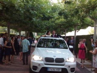 La boda de Patricia y Sylvain