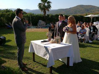 La boda de Susana y Juan Miguel