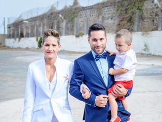 La boda de Pamela y Arahuca 2