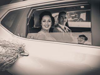 La boda de Pamela y Arahuca 3