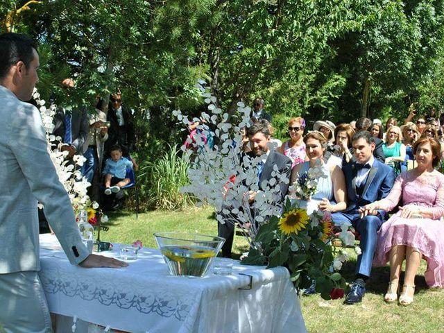 La boda de Juan Pablo y María Jesús en Carcedo De Burgos, Burgos 2