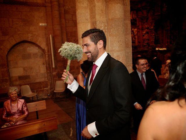 La boda de Jerónimo y Arantxa en Cembranos, León 20