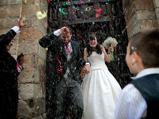 La boda de Jerónimo y Arantxa en Cembranos, León 21