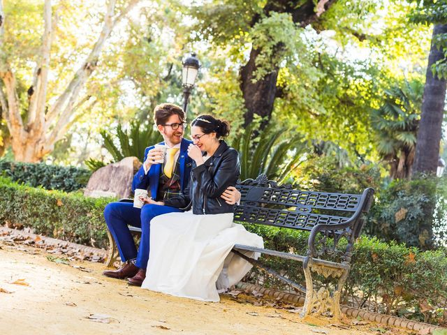 La boda de Pablo y Ana  en Otura, Granada 2