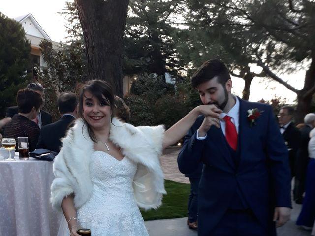 La boda de Cristian y Patricia en Madrid, Madrid 1