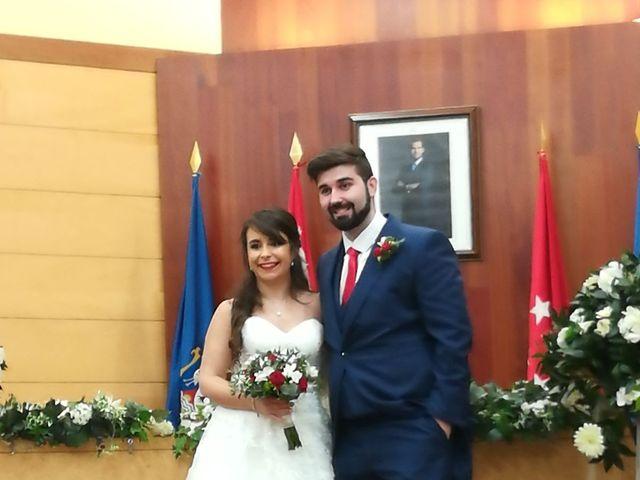 La boda de Cristian y Patricia en Madrid, Madrid 5