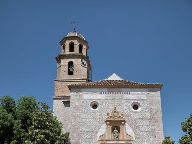 La boda de Enrique y Miriam en Granada, Granada 31