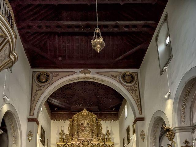 La boda de Enrique y Miriam en Granada, Granada 32