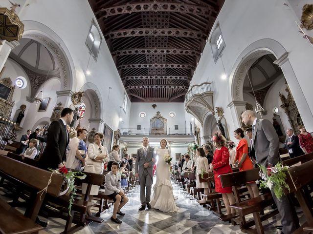 La boda de Enrique y Miriam en Granada, Granada 33