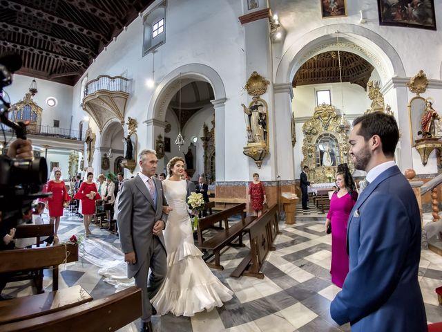 La boda de Enrique y Miriam en Granada, Granada 35