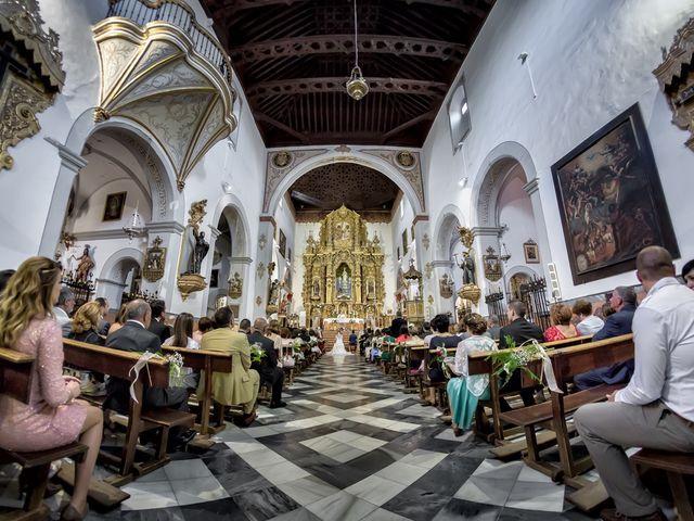La boda de Enrique y Miriam en Granada, Granada 36