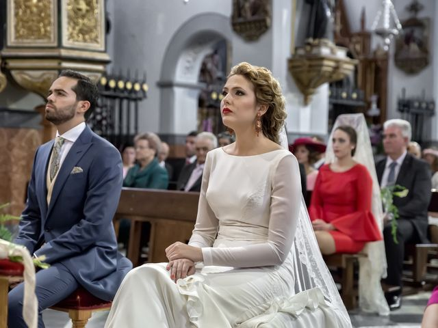 La boda de Enrique y Miriam en Granada, Granada 38