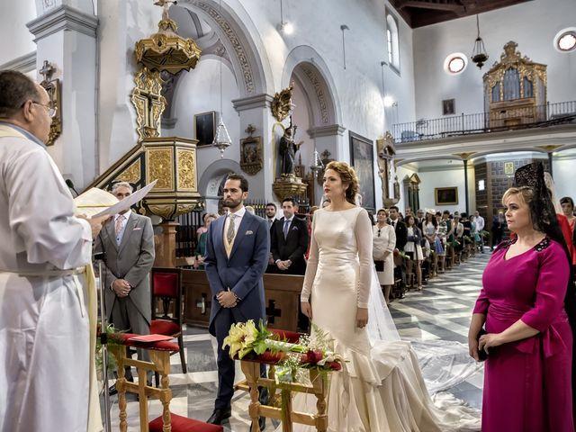 La boda de Enrique y Miriam en Granada, Granada 39