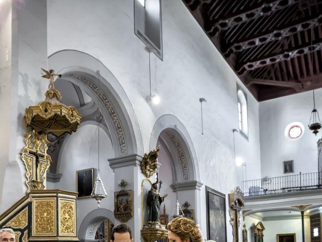 La boda de Enrique y Miriam en Granada, Granada 40