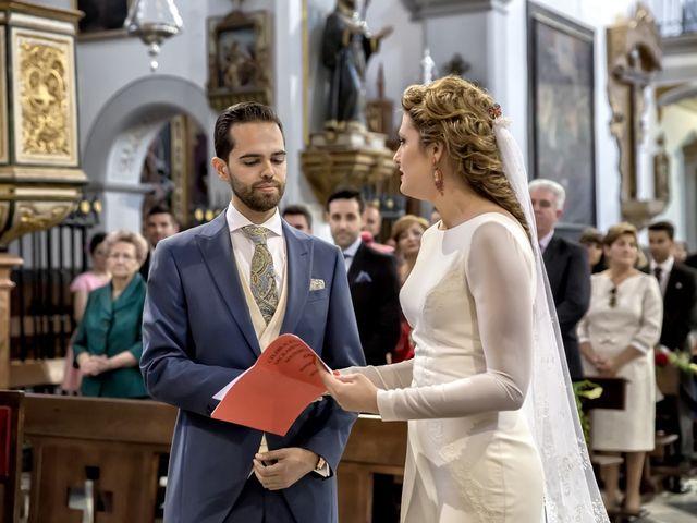 La boda de Enrique y Miriam en Granada, Granada 41