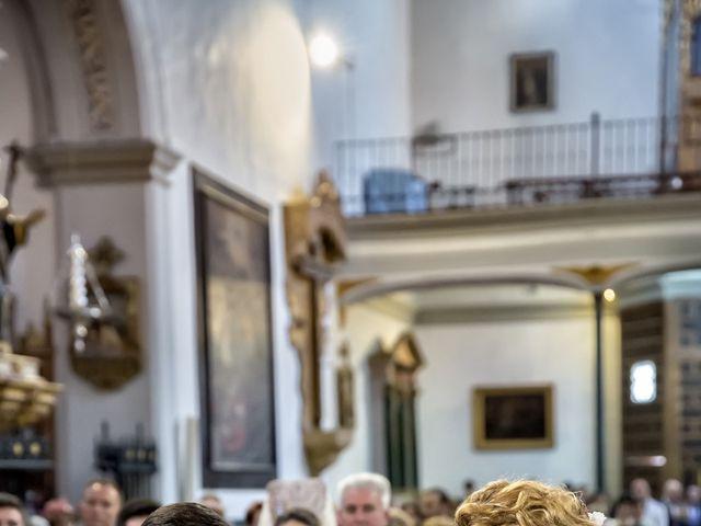 La boda de Enrique y Miriam en Granada, Granada 42