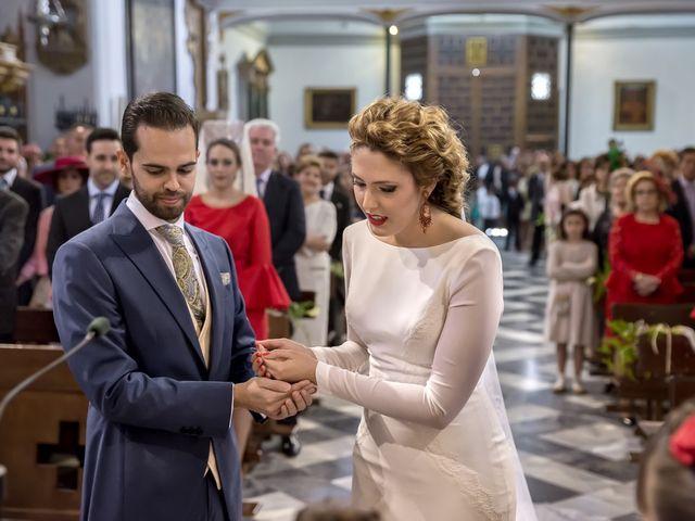 La boda de Enrique y Miriam en Granada, Granada 43