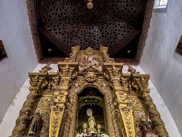 La boda de Enrique y Miriam en Granada, Granada 45