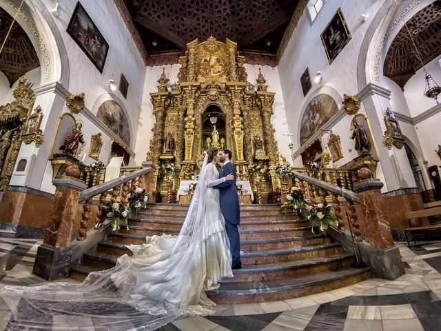 La boda de Enrique y Miriam en Granada, Granada 47