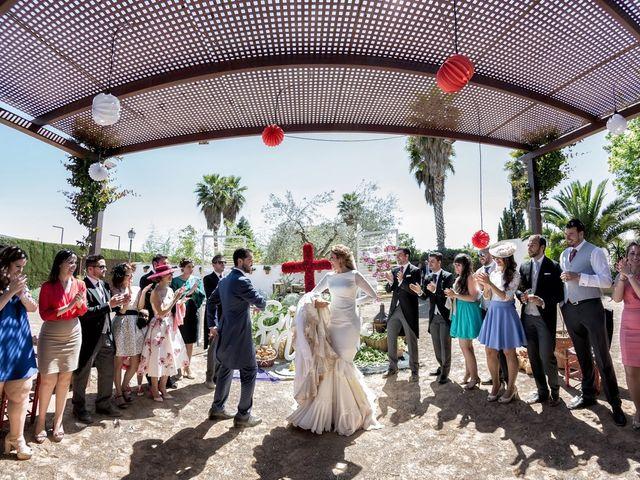 La boda de Enrique y Miriam en Granada, Granada 1