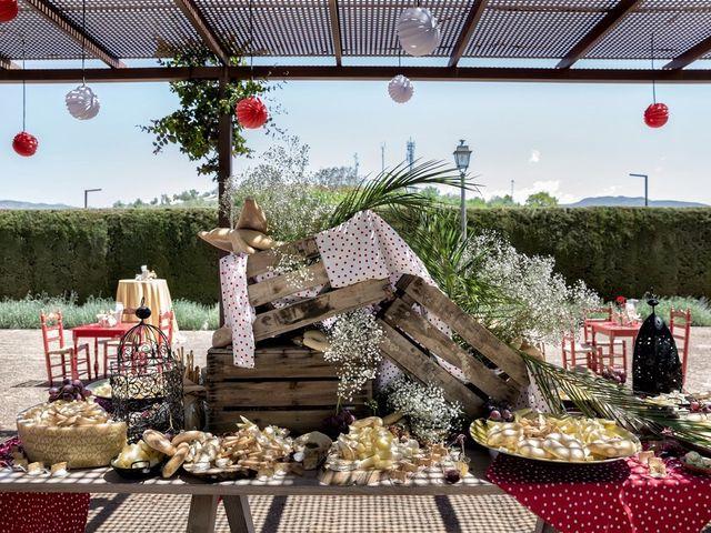 La boda de Enrique y Miriam en Granada, Granada 53