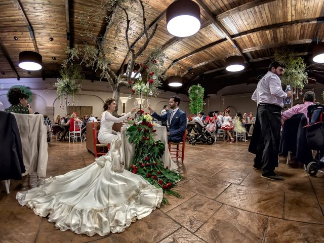 La boda de Enrique y Miriam en Granada, Granada 57
