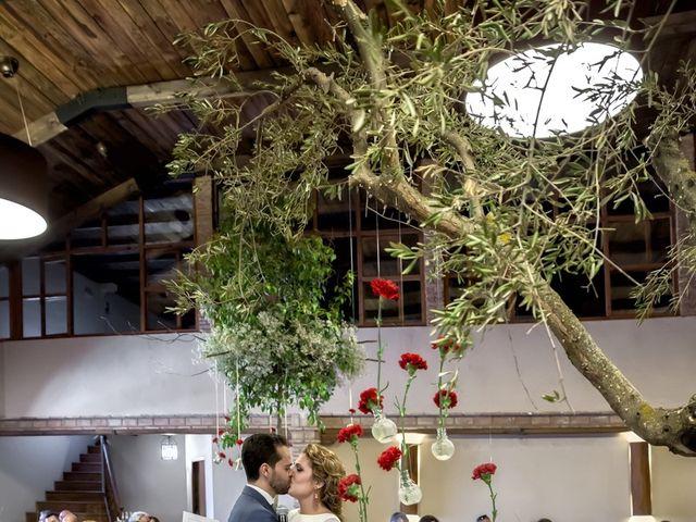 La boda de Enrique y Miriam en Granada, Granada 62