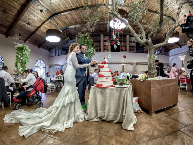 La boda de Enrique y Miriam en Granada, Granada 65