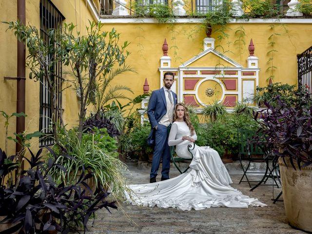 La boda de Enrique y Miriam en Granada, Granada 2