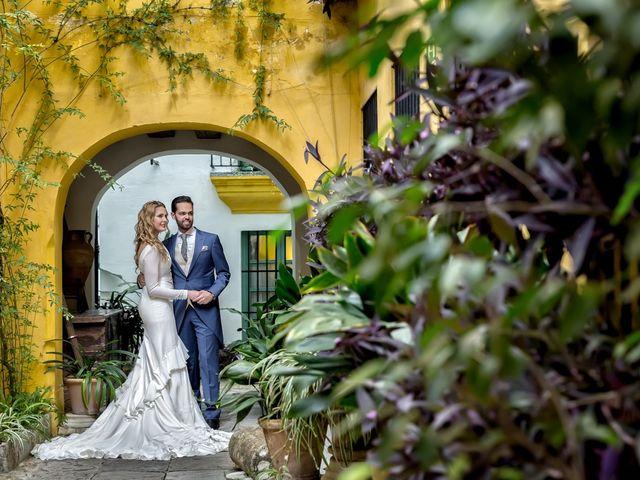 La boda de Enrique y Miriam en Granada, Granada 69