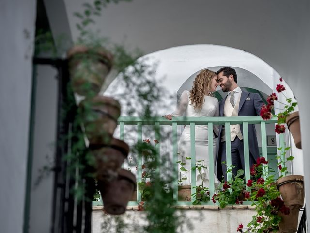 La boda de Enrique y Miriam en Granada, Granada 71