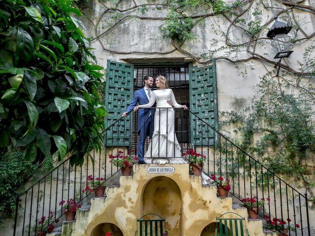 La boda de Enrique y Miriam en Granada, Granada 73
