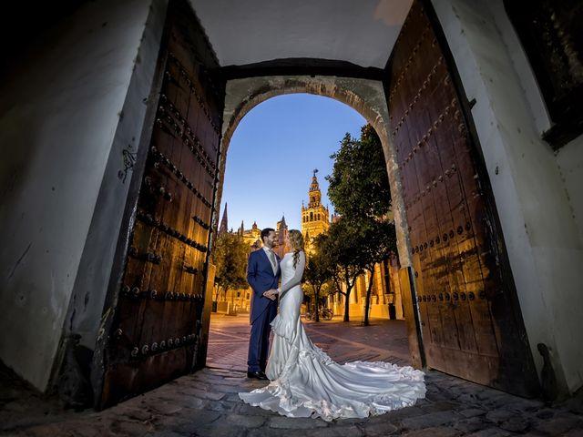 La boda de Enrique y Miriam en Granada, Granada 83