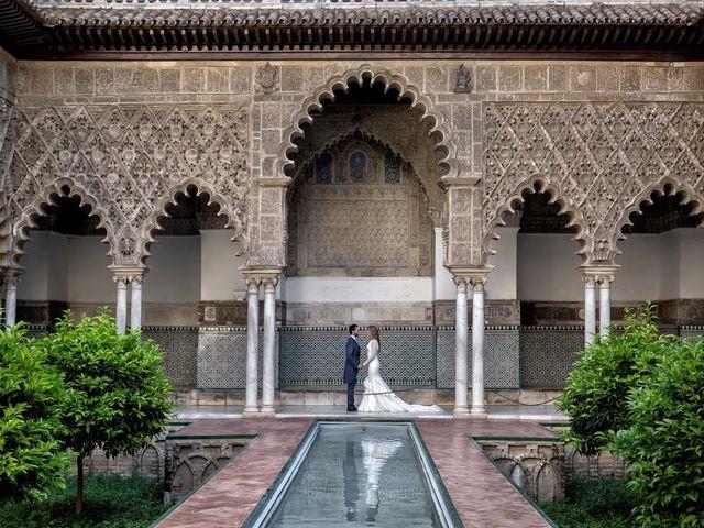 La boda de Enrique y Miriam en Granada, Granada 85