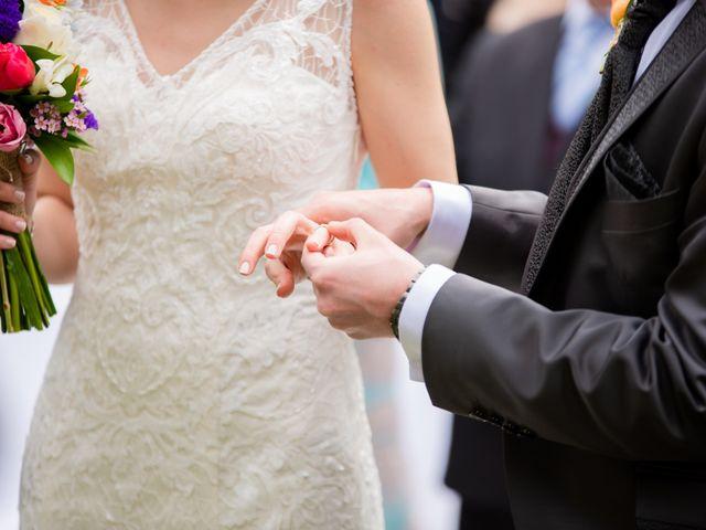 La boda de David y Núria en Mollerussa, Lleida 22