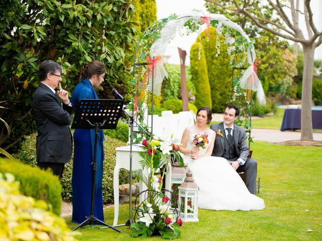 La boda de David y Núria en Mollerussa, Lleida 25