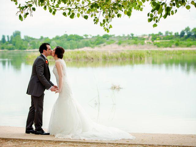 La boda de David y Núria en Mollerussa, Lleida 30