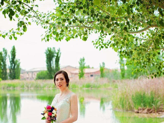 La boda de David y Núria en Mollerussa, Lleida 33