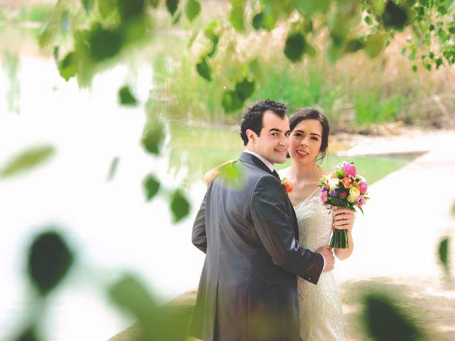La boda de David y Núria en Mollerussa, Lleida 35