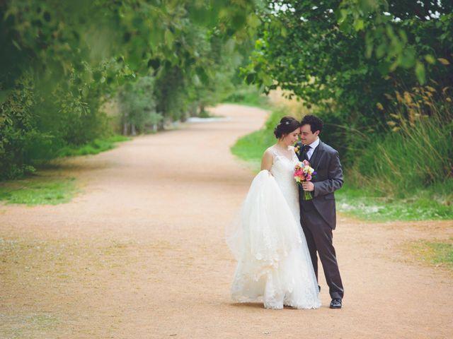 La boda de David y Núria en Mollerussa, Lleida 36
