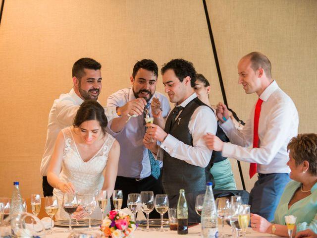 La boda de David y Núria en Mollerussa, Lleida 41