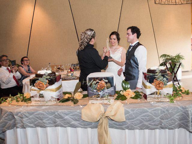La boda de David y Núria en Mollerussa, Lleida 49