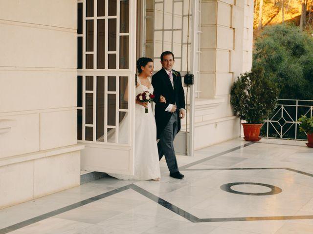 La boda de Fran y Ana en Málaga, Málaga 13