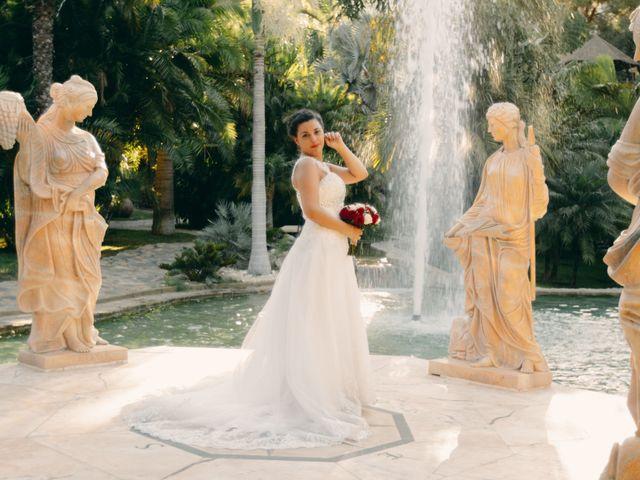 La boda de Fran y Ana en Málaga, Málaga 16