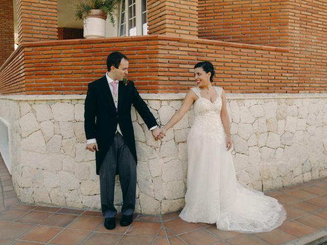 La boda de Fran y Ana en Málaga, Málaga 19
